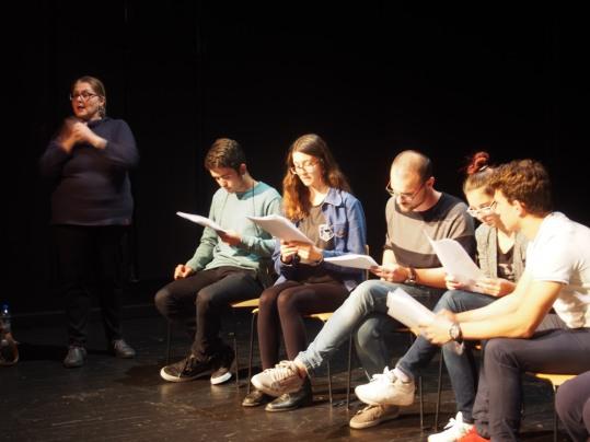 Održana prezentacija inkluzivne dramske radionica za djecu s posebnim potrebama u ZKM-u